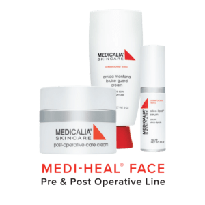 MEDI HEAL FACE - Pre & Post Operative Line